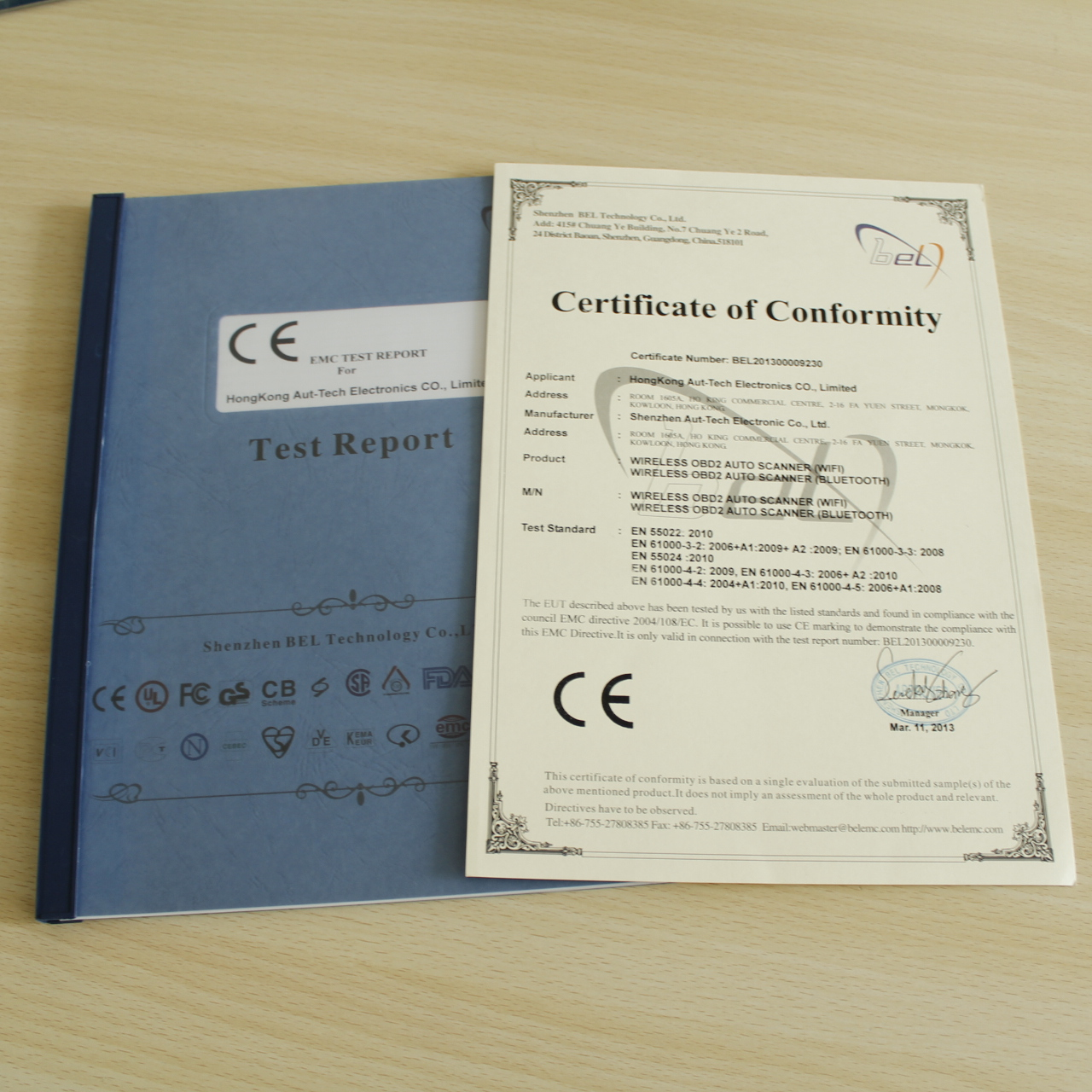 Certification autodoctor007 automotive diagnostic tool obd2 certification xflitez Choice Image