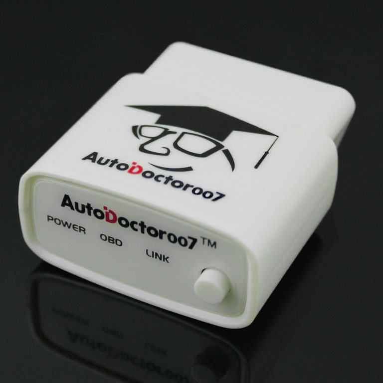 AutoDoctor007 Bluetooth Auto Scanner Works For All OBDII / EOBD Vehicles