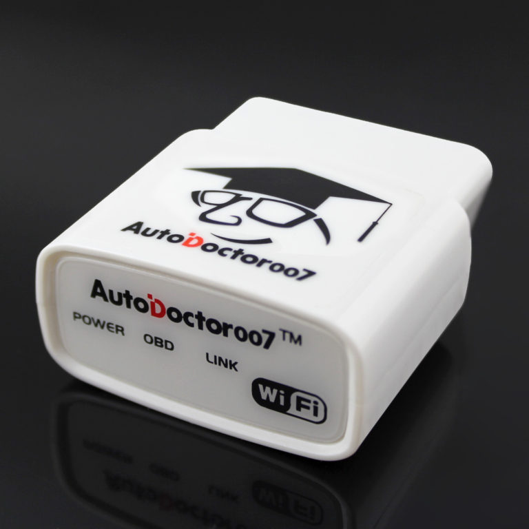 AutoDoctor007 WIFI Auto Scanner Works For All OBD2 / EOBD Vehicles